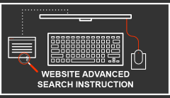 【Advanced Website Search Instruction】